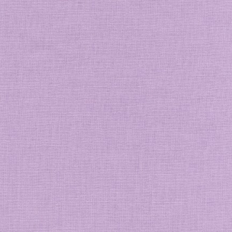 Tissu patchwork uni de Kona - Violet Pensée