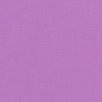 Tissu patchwork uni de Kona - Violette