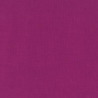 Tissu patchwork uni de Kona - Cerise