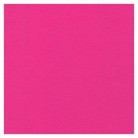 Tissu patchwork uni de Kona - Rose Valentine