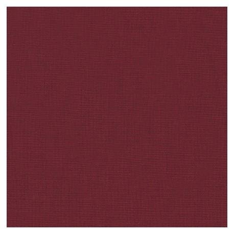 Tissu patchwork uni de Kona - Pourpre