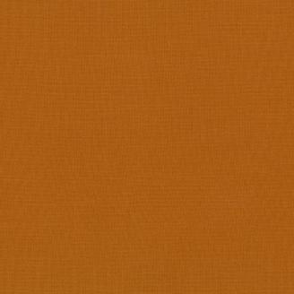 Tissu patchwork uni de Kona - Noix de Pécan