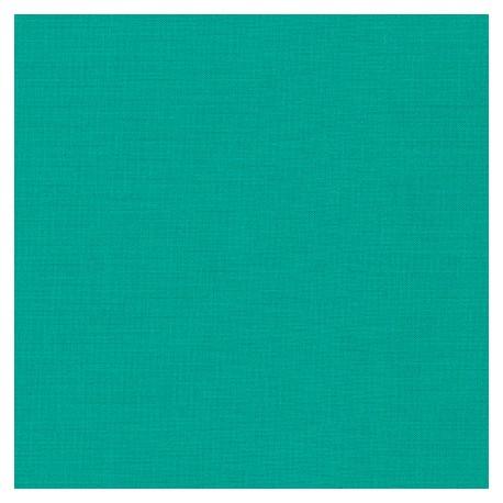 Tissu patchwork uni de Kona - Vert Pâturin