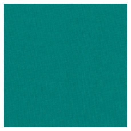 Tissu patchwork uni de Kona - Bleu Outremer