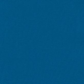 Tissu patchwork uni de Kona - Céleste
