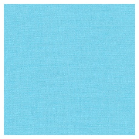 Tissu patchwork uni de Kona - Niagara