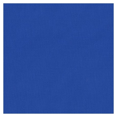 Tissu patchwork uni de Kona - Bleu encre