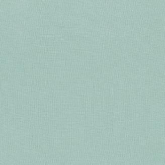 Tissu patchwork uni de Kona - Ecume