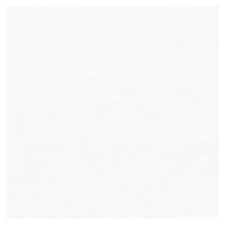 Tissu patchwork uni de Kona - Blanc