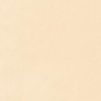 Tissu patchwork uni de Kona - Crème (Cream)