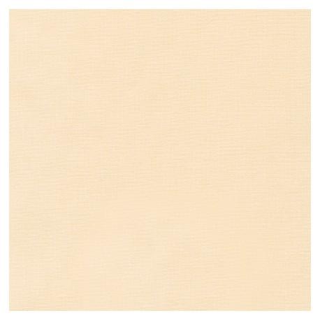 Tissu patchwork uni de Kona - Crème
