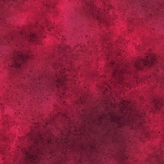 Tissu patchwork faux-uni moucheté fuchsia azalée - New Hue