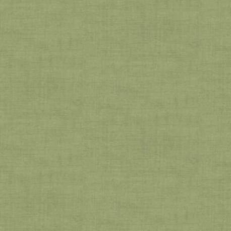 Tissu patchwork faux-uni vert amande
