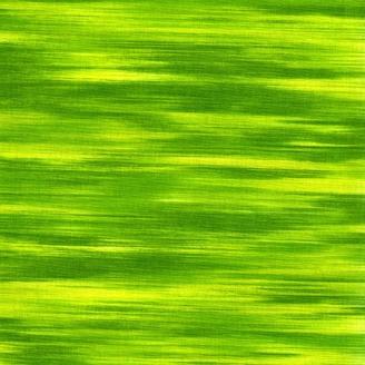 Tissu patchwork flammes vert pomme