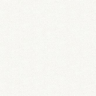 Tissu patchwork minis pois blancs sur blanc