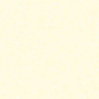 Tissu patchwork zigzag fond crème
