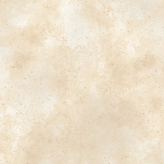 Tissu patchwork faux-uni moucheté crème