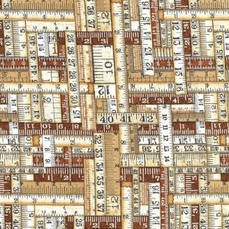 Tissu patchwork mètres de couturière