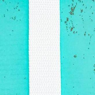 Sangle pour sac en coton - coloris gris clair