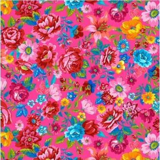 Velours Odile Bailloeul Parfum d'été rose
