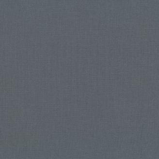Tissu patchwork uni de Kona - Gris Metal