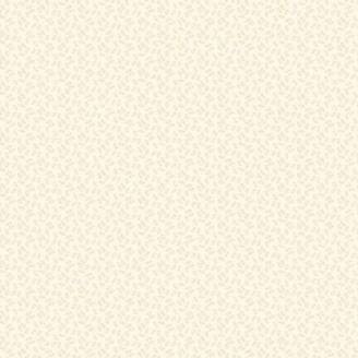 Tissu patchwork faux-uni diamants ton-sur-ton crème