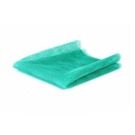 Tissu mesh (tissu filet) by Annie - Turquoise