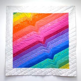L'envolée - Kit de patchwork