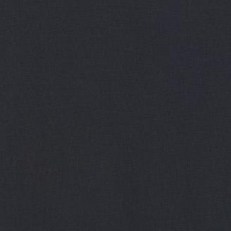 Tissu patchwork uni de Kona - Fusain (Charcoal)