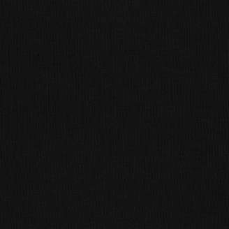 Tissu patchwork uni de Kona - Noir (Black)