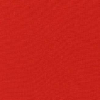 Tissu patchwork uni de Kona - Rouge Lipstick (Lipstick)
