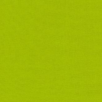Tissu patchwork uni de Kona - Fève