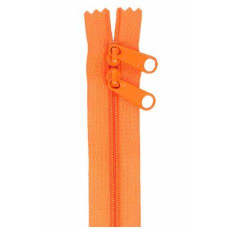 Fermeture à glissière Orange Citrouille By Annie