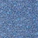 Tissu patchwork Fusions bleu impression dorée