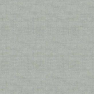 Tissu patchwork faux-uni linen gris bleu