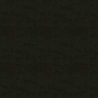 Tissu patchwork faux-uni linen noir charbon