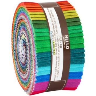 Jelly Roll de dégradés de couleurs Fresh Hues Ombre