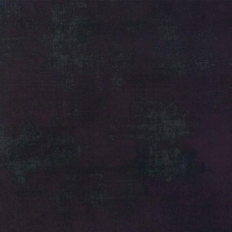 Tissu patchwork faux-uni noir - Grunge de Moda