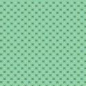 Tissu patchwork petits noeuds fond bleu turquoise - Sage and Sea Glass de Kim Diehl