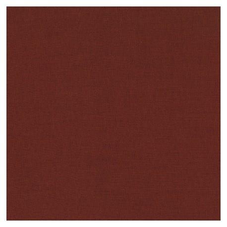 Tissu patchwork uni de Kona - Cannelle (Cinnamon)