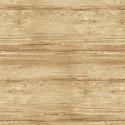 Tissu imprimé imitation bois clair