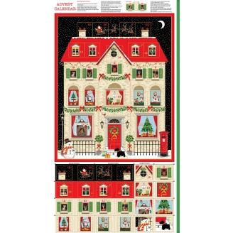 Calendrier de l'Avent la Maison du 24 décembre