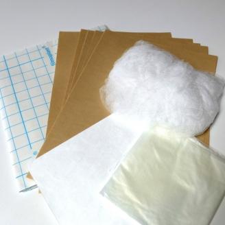 Pack expérimental : supports de l'Art textile