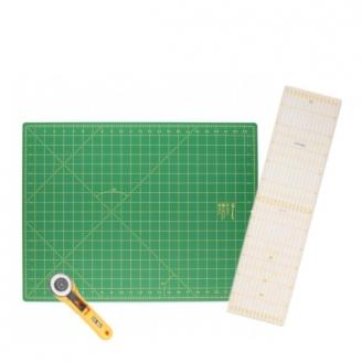 Pack des indispensables pour la coupe de tissus