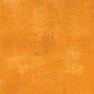 Tissu patchwork faux-uni patiné jaune d'or - Grunge de Moda
