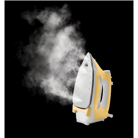 Fer à repasser intelligent Oliso PRO TG1600 - modèle jaune Quilters + Sewers
