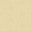 Tissu patchwork inspiration Klimt volutes écrues - Gold Scroll