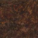 Tissu batik chocolat pétillant