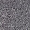 Tissu imprimé grilles en pagaille fond noir - Bramble de Moda