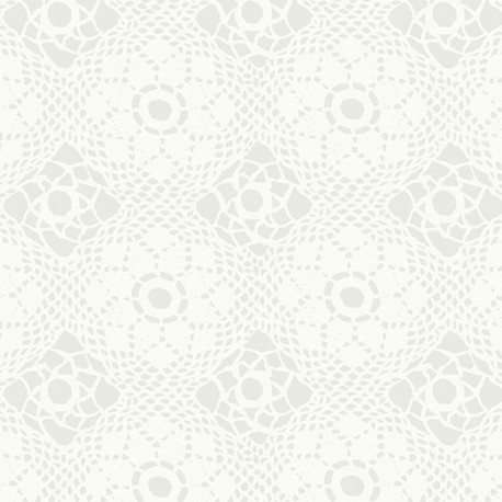 Tissu patchwork Crochet fond écru - Handiwork d'Alison Glass